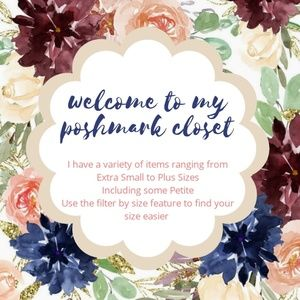 ❤Welcome To My Closet❤